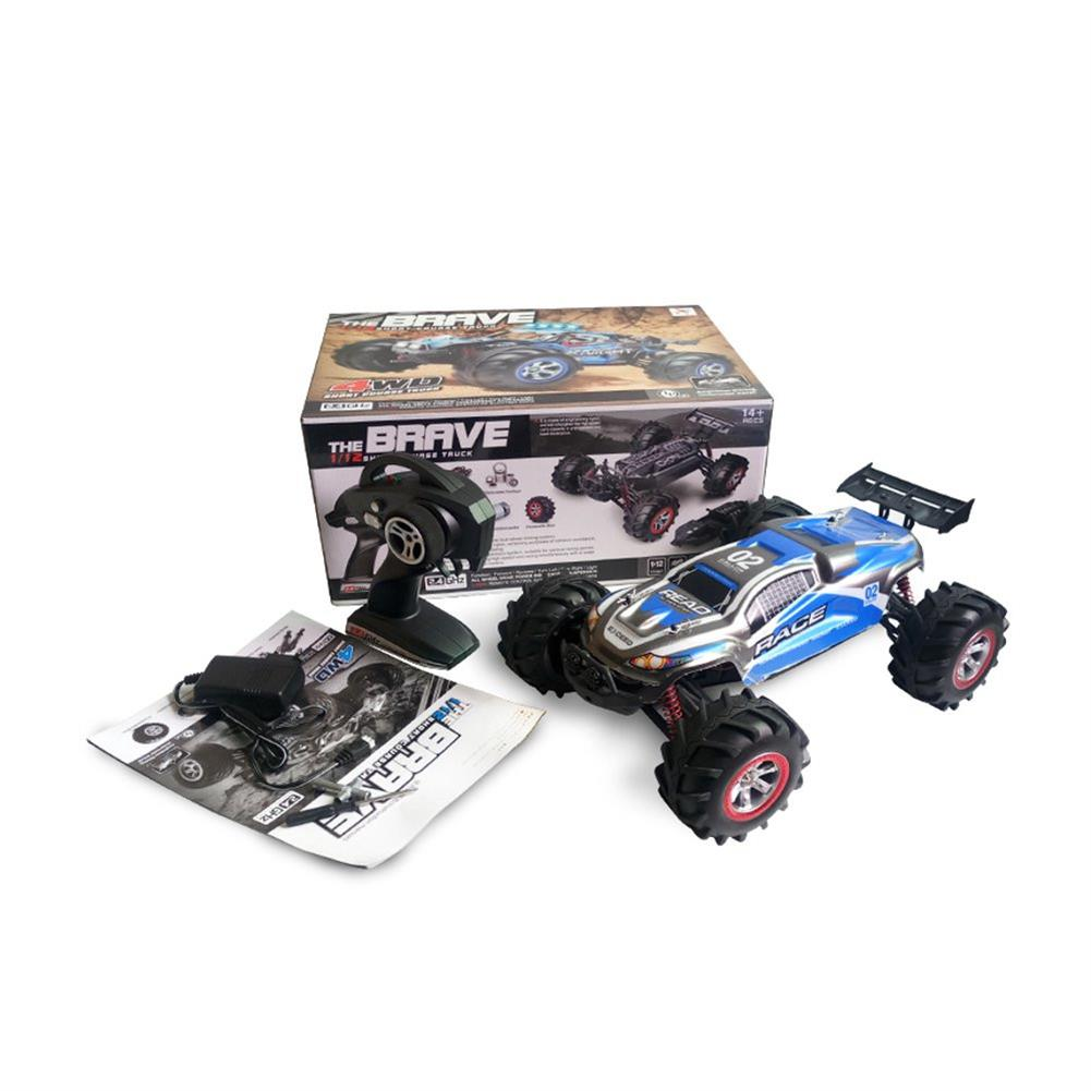 rc-cars Feiyue FY10 RACE 1/12 2.4G 4WD Brushed Rc Car Water Land Amphibious Short Course Off-road Truck RC1311356 5