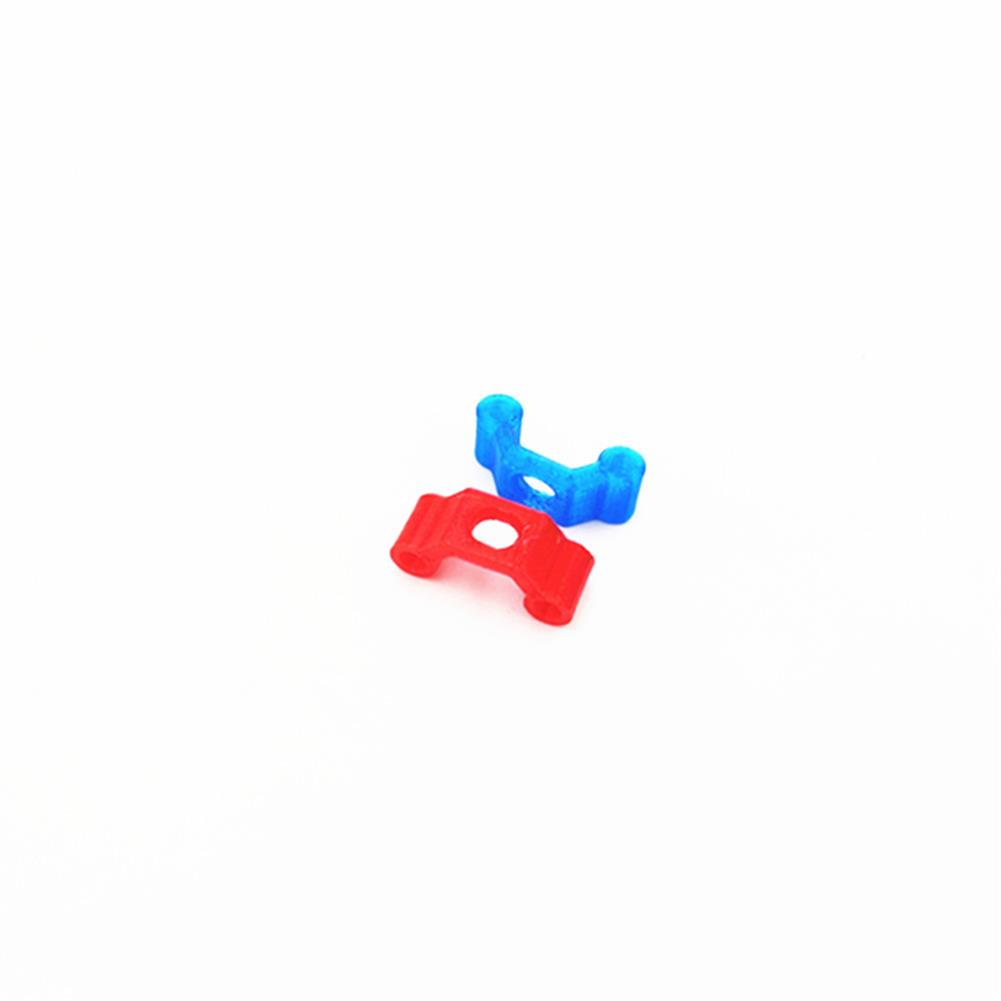 fpv-accessories Realacc TPU SMA Mount/RX Antenna Fixing Seat for 20mm Spaced Frames Red/Blue RC1318060 1