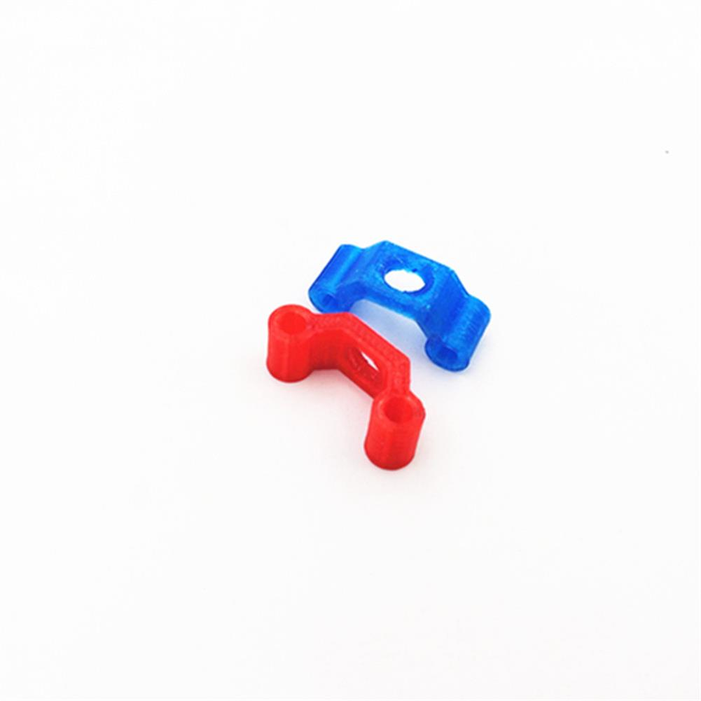 fpv-accessories Realacc TPU SMA Mount/RX Antenna Fixing Seat for 20mm Spaced Frames Red/Blue RC1318060 2