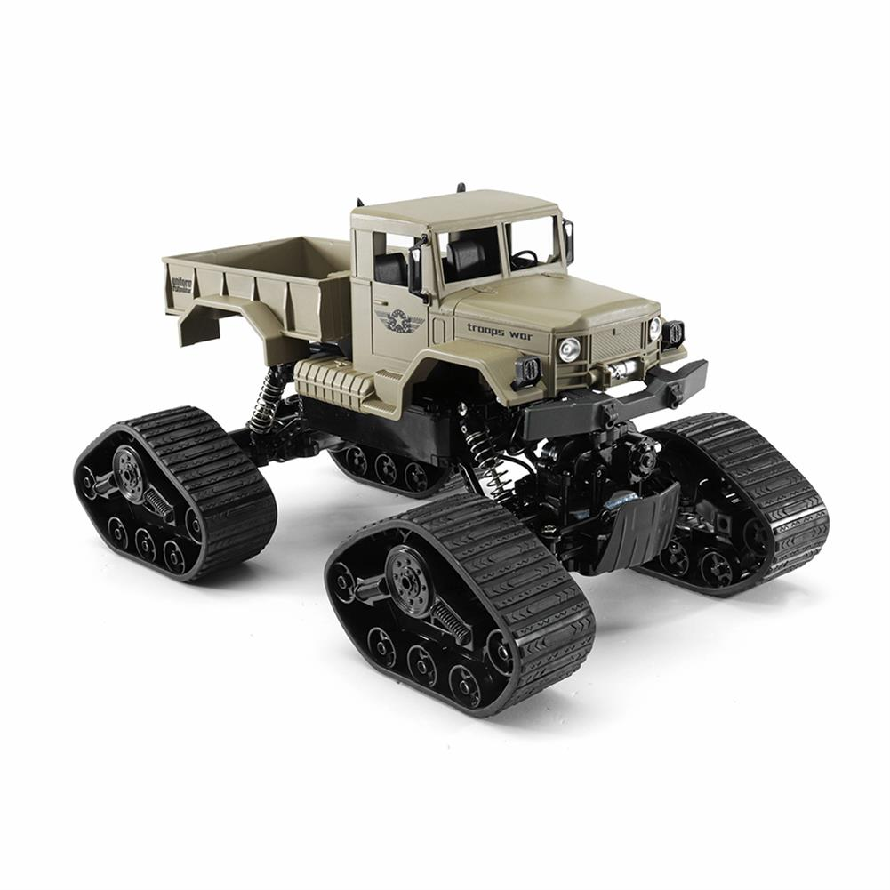 rc-cars ZEGAN ZGC1231WS 1/12 2.4G 4WD 40CM Rc Car Troops War Snow Beach Monster Desert Truck RTR Toys RC1320776 1