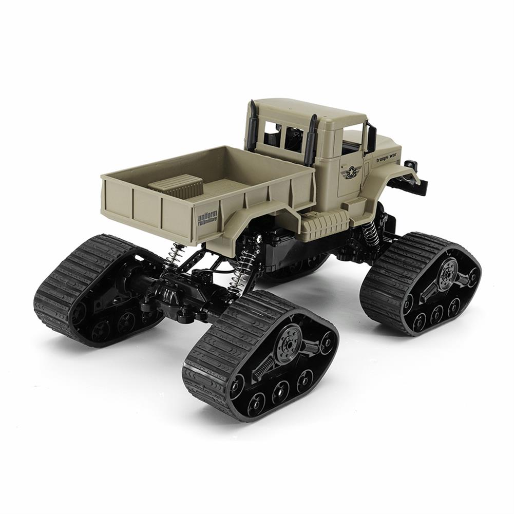 rc-cars ZEGAN ZGC1231WS 1/12 2.4G 4WD 40CM Rc Car Troops War Snow Beach Monster Desert Truck RTR Toys RC1320776 2