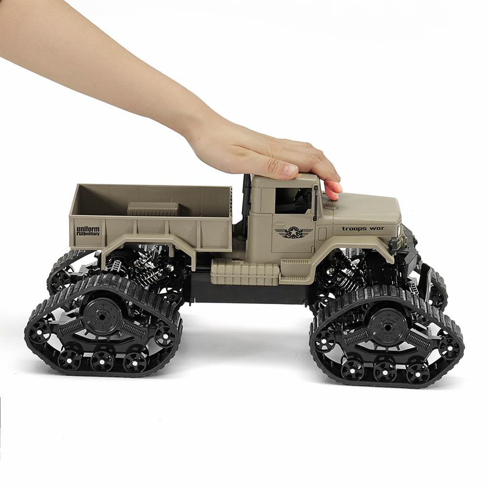 rc-cars ZEGAN ZGC1231WS 1/12 2.4G 4WD 40CM Rc Car Troops War Snow Beach Monster Desert Truck RTR Toys RC1320776 3
