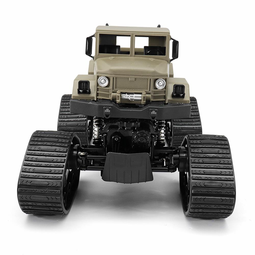 rc-cars ZEGAN ZGC1231WS 1/12 2.4G 4WD 40CM Rc Car Troops War Snow Beach Monster Desert Truck RTR Toys RC1320776 5