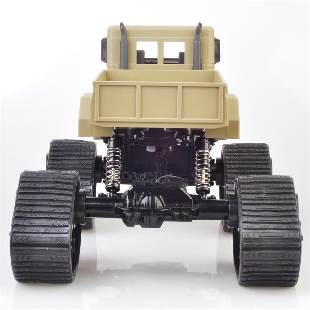 rc-cars ZEGAN ZGC1231WS 1/12 2.4G 4WD 40CM Rc Car Troops War Snow Beach Monster Desert Truck RTR Toys RC1320776 6