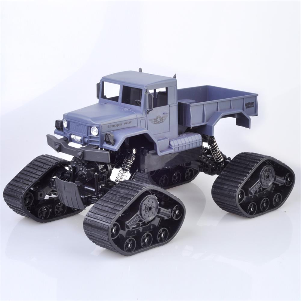 rc-cars ZEGAN ZGC1231WS 1/12 2.4G 4WD 40CM Rc Car Troops War Snow Beach Monster Desert Truck RTR Toys RC1320776 9