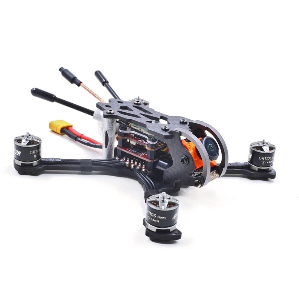 fpv-racing-drones GEPRC GEP-Phoenix 125mm FPV Racing Drone BNF/PNP Omnibus F4 RunCam Micro Swift 600TVL Camera RC1320807 2