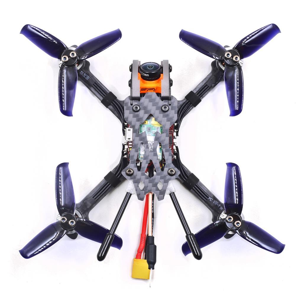 fpv-racing-drones GEPRC GEP-Phoenix 125mm FPV Racing Drone BNF/PNP Omnibus F4 RunCam Micro Swift 600TVL Camera RC1320807 4