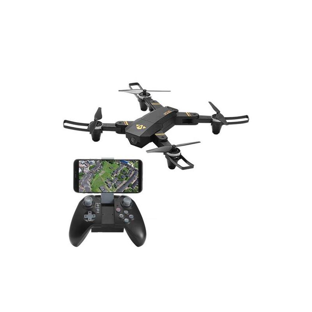 rc-quadcopters VISUO XS809 Mini WIFI FPV Foldable Drone With 2MP Wide Angle HD Camera Altitude Hold RC Quadcopter RC1321876
