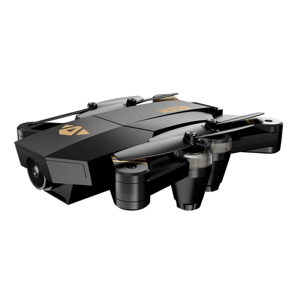 rc-quadcopters VISUO XS809 Mini WIFI FPV Foldable Drone With 2MP Wide Angle HD Camera Altitude Hold RC Quadcopter RC1321876 4