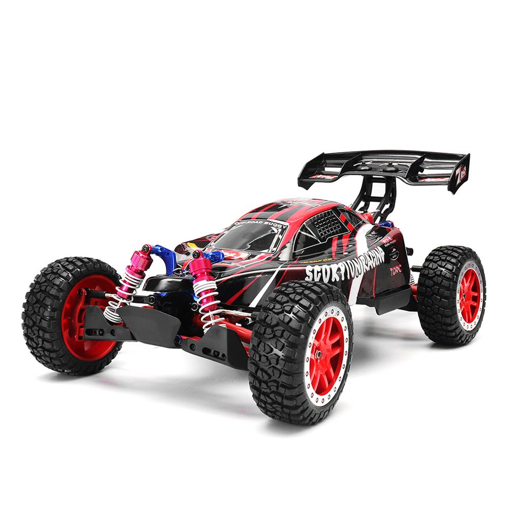 rc-cars Remo 8055 1/8 2.4G 4WD Brushless 60KM/h Rc Car Scorpion Racing Off-road Buggy Truck RTR Toy RC1321967