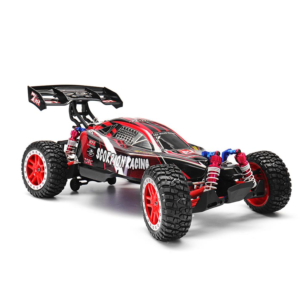 rc-cars Remo 8055 1/8 2.4G 4WD Brushless 60KM/h Rc Car Scorpion Racing Off-road Buggy Truck RTR Toy RC1321967 2