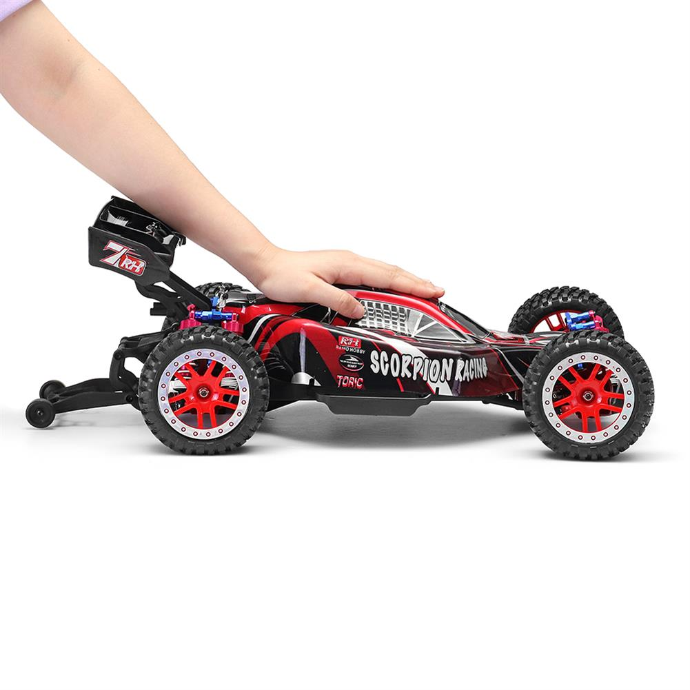 rc-cars Remo 8055 1/8 2.4G 4WD Brushless 60KM/h Rc Car Scorpion Racing Off-road Buggy Truck RTR Toy RC1321967 3
