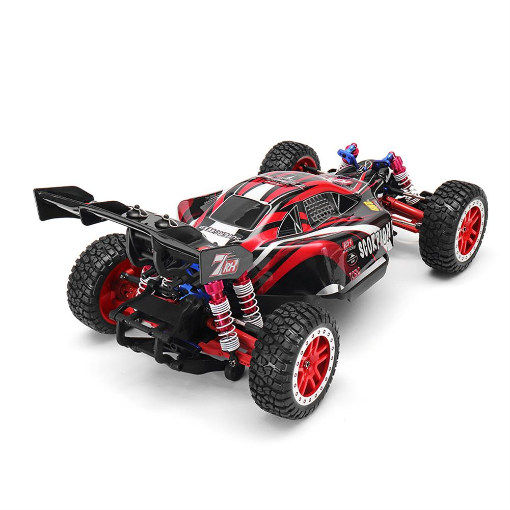 rc-cars Remo 8055 1/8 2.4G 4WD Brushless 60KM/h Rc Car Scorpion Racing Off-road Buggy Truck RTR Toy RC1321967 4