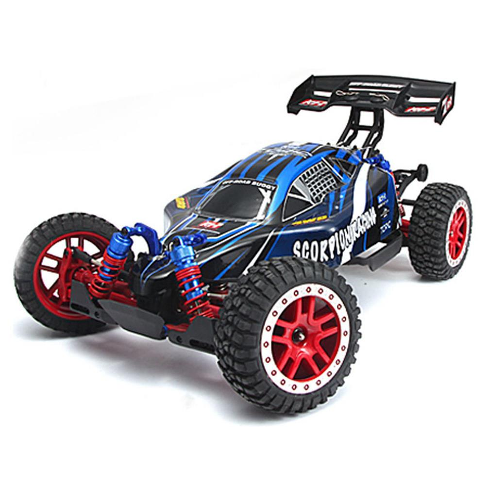 rc-cars Remo 8055 1/8 2.4G 4WD Brushless 60KM/h Rc Car Scorpion Racing Off-road Buggy Truck RTR Toy RC1321967 6