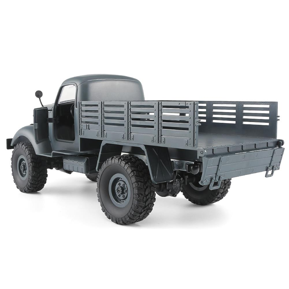 rc-cars JJRC Q61 1/16 2.4G 4WD Off-Road Military Truck Crawler RC Car RC1323395 2