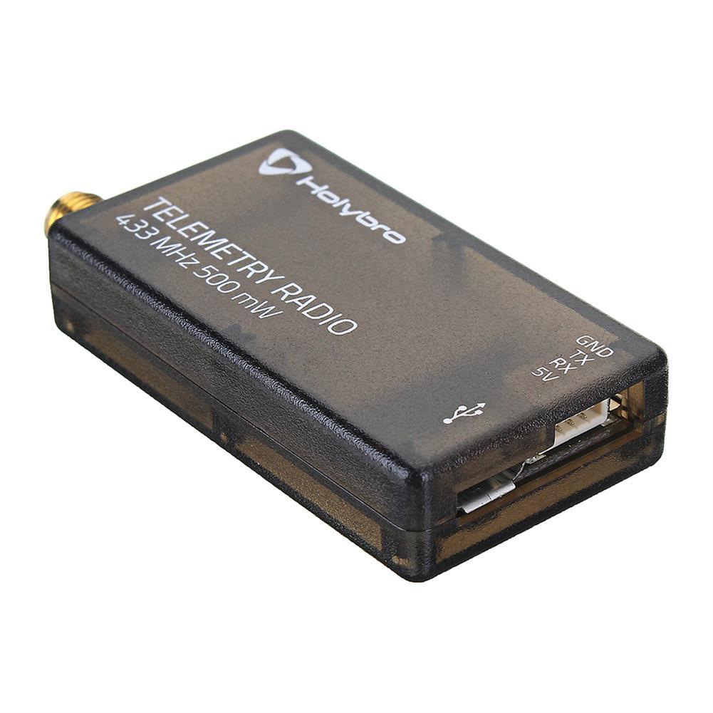 radios-receiver Holybro 433Mhz 915Mhz 500mW Transceiver Radio Telemetry Set V3 for PIXHawk 4 Flight Controller RC1325025 4