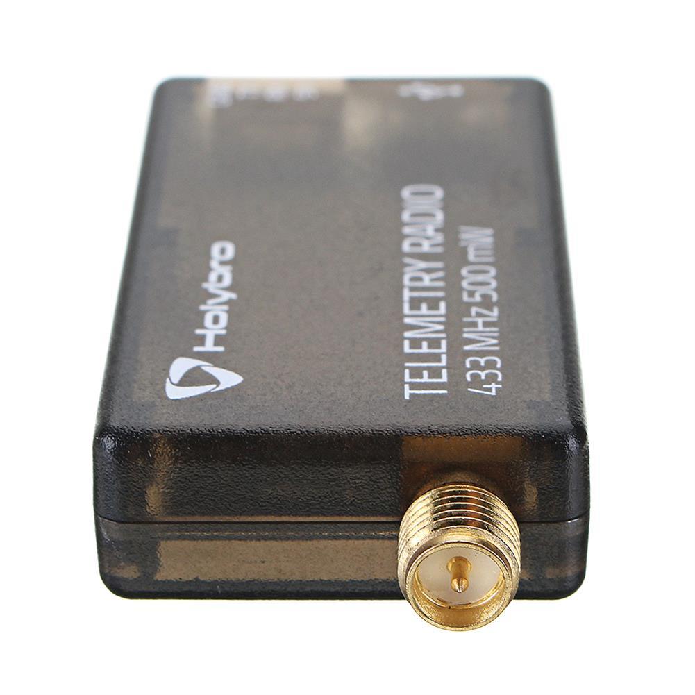 radios-receiver Holybro 433Mhz 915Mhz 500mW Transceiver Radio Telemetry Set V3 for PIXHawk 4 Flight Controller RC1325025 5