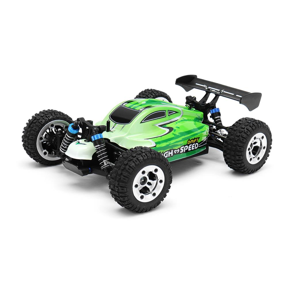 rc-cars MZ GS1004 1/18 2.4G 4WD 390 Brushed Rc Car 55km/h High Speed Drift Buggy Off-road Truck RTR Toy RC1325601