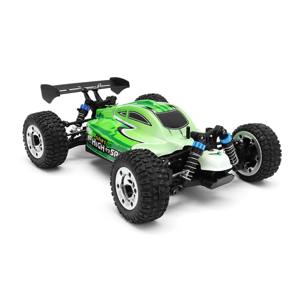rc-cars MZ GS1004 1/18 2.4G 4WD 390 Brushed Rc Car 55km/h High Speed Drift Buggy Off-road Truck RTR Toy RC1325601 2