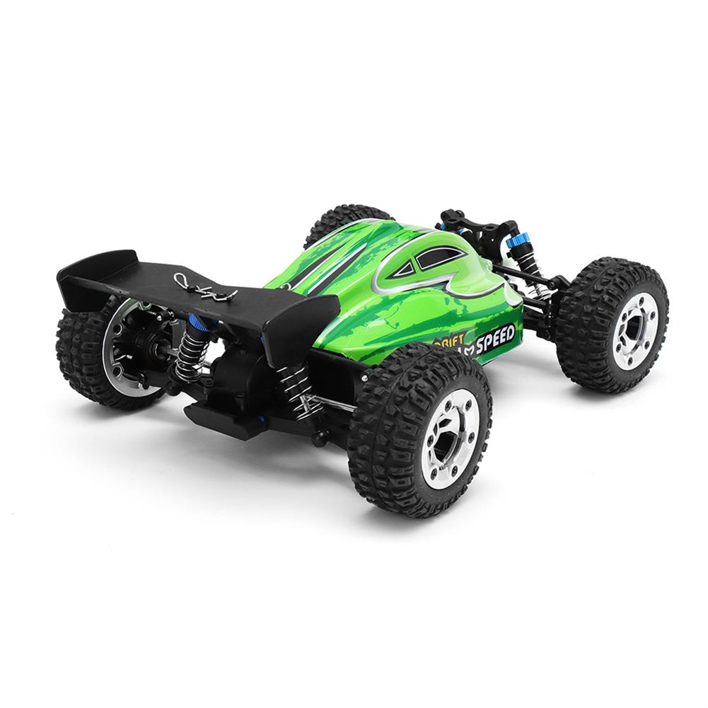 rc-cars MZ GS1004 1/18 2.4G 4WD 390 Brushed Rc Car 55km/h High Speed Drift Buggy Off-road Truck RTR Toy RC1325601 3