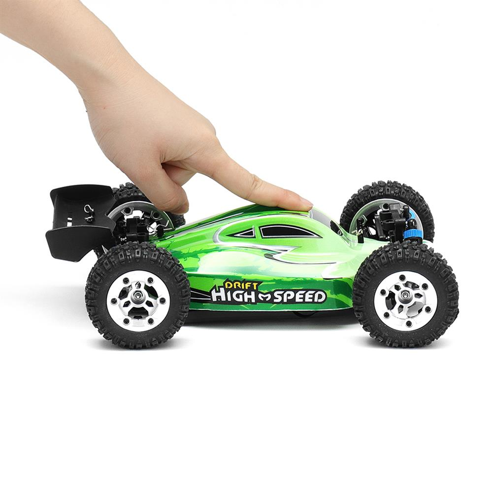 rc-cars MZ GS1004 1/18 2.4G 4WD 390 Brushed Rc Car 55km/h High Speed Drift Buggy Off-road Truck RTR Toy RC1325601 5