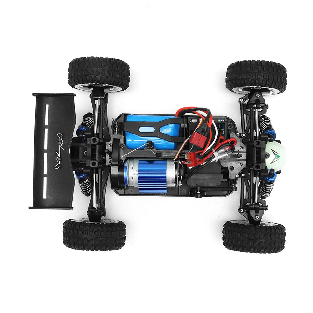 rc-cars MZ GS1004 1/18 2.4G 4WD 390 Brushed Rc Car 55km/h High Speed Drift Buggy Off-road Truck RTR Toy RC1325601 6