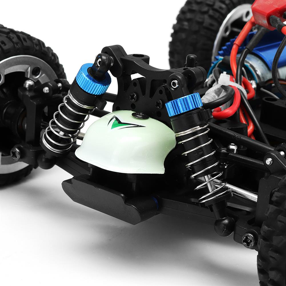 rc-cars MZ GS1004 1/18 2.4G 4WD 390 Brushed Rc Car 55km/h High Speed Drift Buggy Off-road Truck RTR Toy RC1325601 8