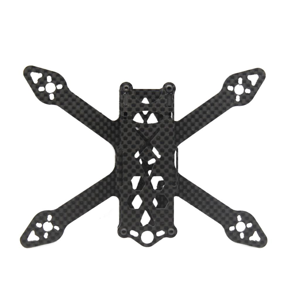multi-rotor-parts GP120 120mm Micro FPV Racing Frame Kit Carbon Fiber Supports Runcam Micro Swift 2 2540 Propellers RC1325632 3