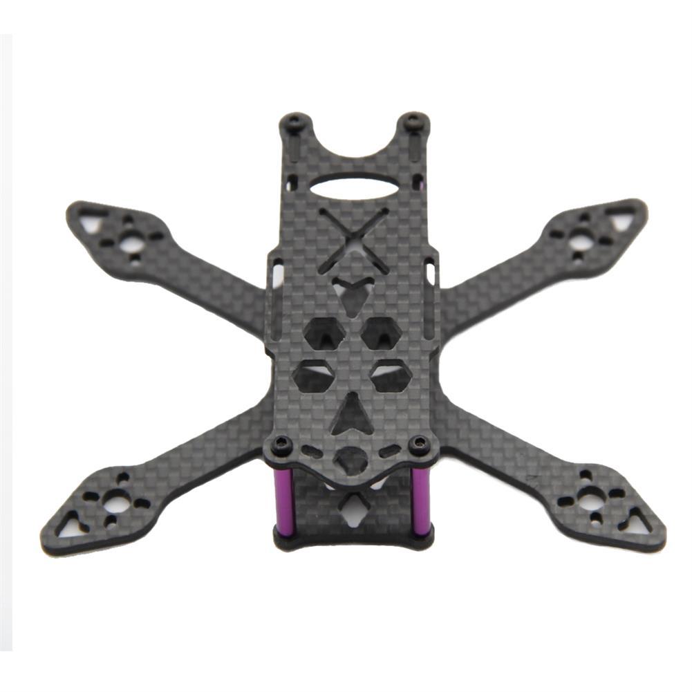 multi-rotor-parts GP100 100mm Micro FPV Racing Frame Kit Carbon Fiber Supports Runcam Micro Swift 2 Camera RC1326232 1