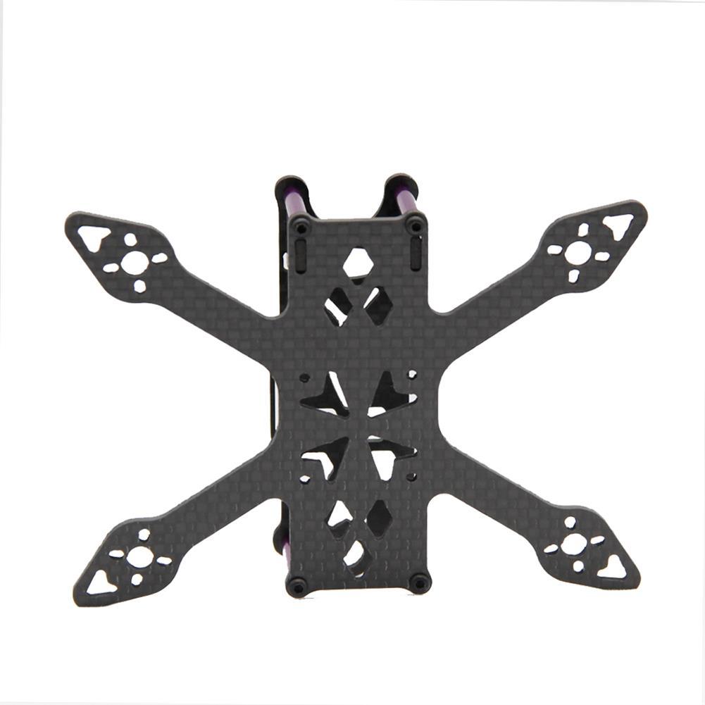 multi-rotor-parts GP100 100mm Micro FPV Racing Frame Kit Carbon Fiber Supports Runcam Micro Swift 2 Camera RC1326232 2