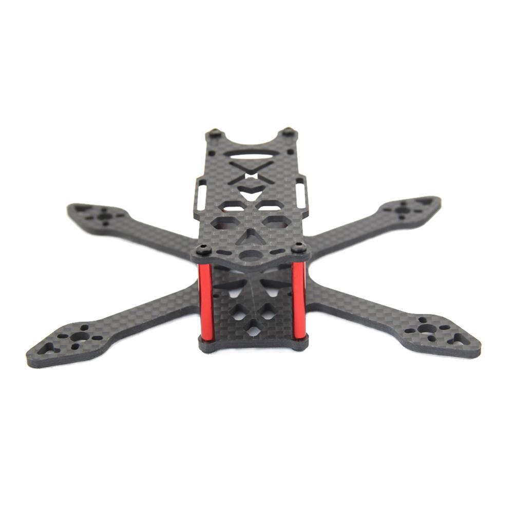 multi-rotor-parts GP100 100mm Micro FPV Racing Frame Kit Carbon Fiber Supports Runcam Micro Swift 2 Camera RC1326232 5