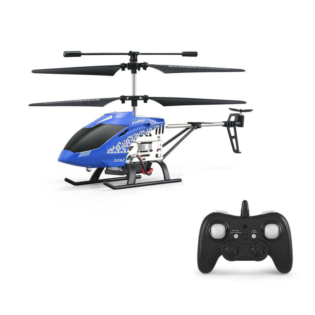 rc-helicopter JJRC JX01 2.4G 3.5CH 6-Axis Gyro With Altitude Hold Alloy RC Helicopter RC1331017