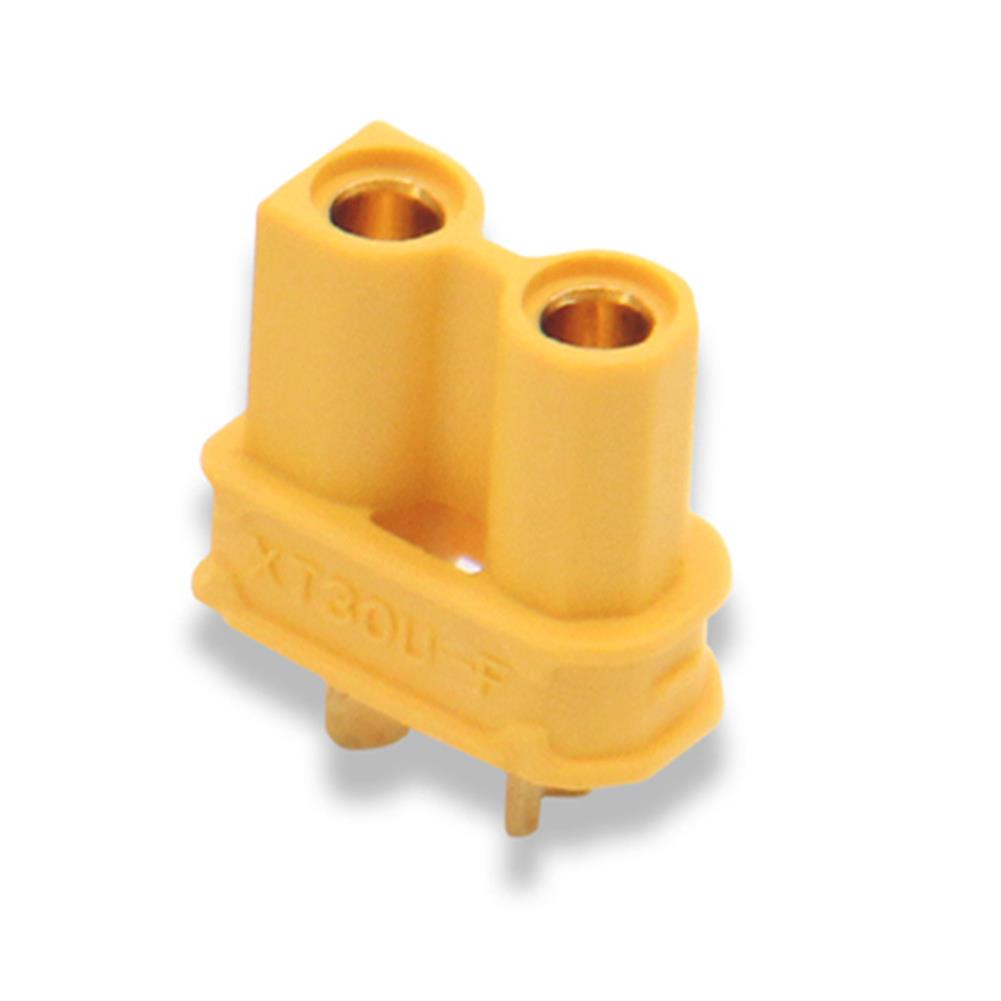 connector-cable-wire PC Part XT30-U XT30 Connector Female Male Bullet Plug for RC Toys Lipo Battery RC1331415 1