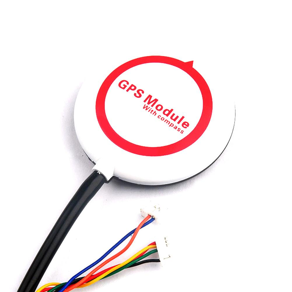 multi-rotor-parts GPS with Compass Module for PX4 Pixracer Pixhawk for RC Drone RC1331419 1