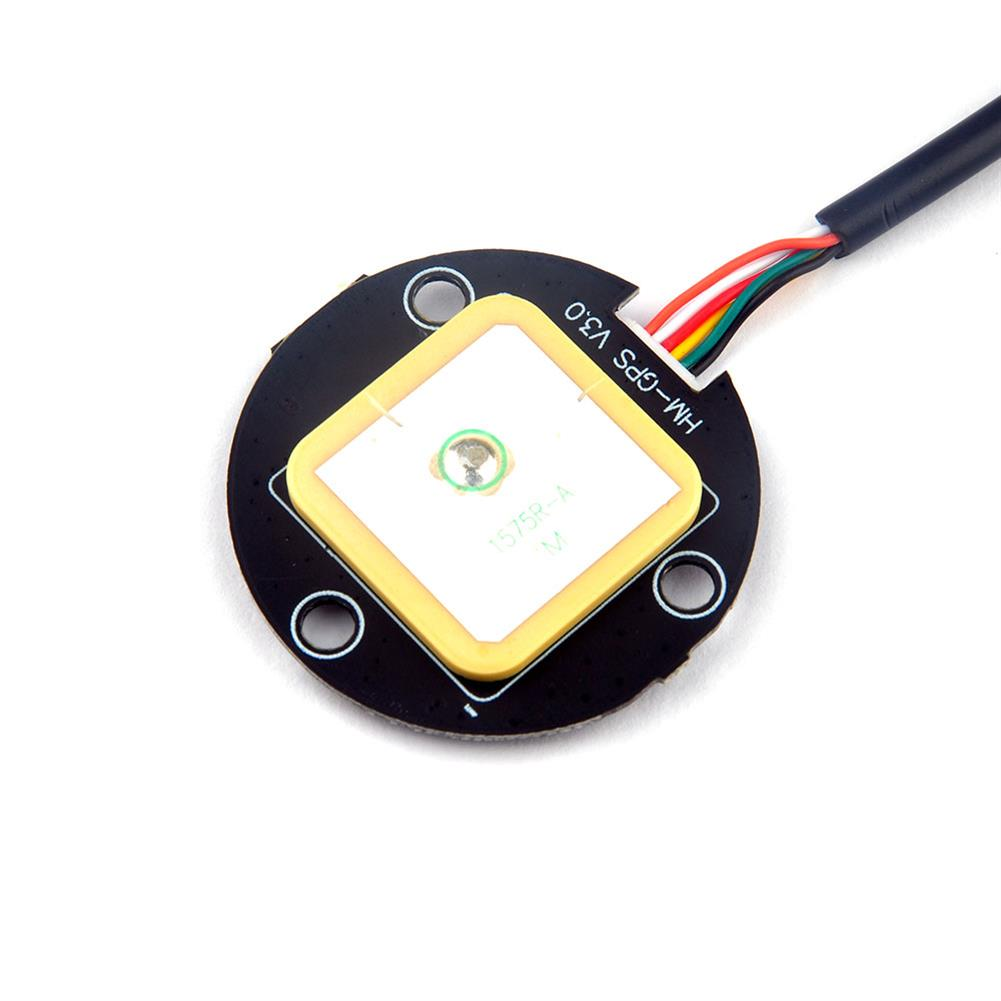 multi-rotor-parts GPS with Compass Module for PX4 Pixracer Pixhawk for RC Drone RC1331419 2