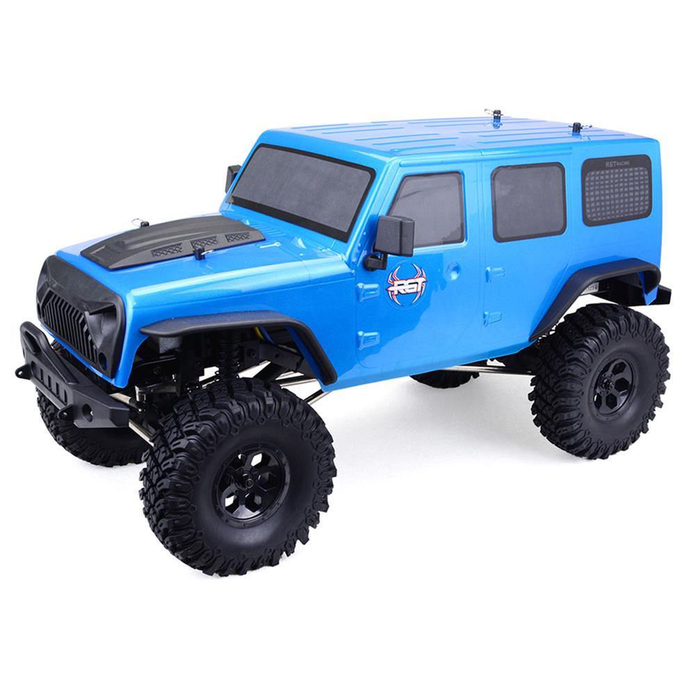 rc-cars RGT EX86100 1/10 2.4G 4WD 510mm Brushed Rc Car Off-road Monster Truck Rock Crawler RTR Toy RC1332171