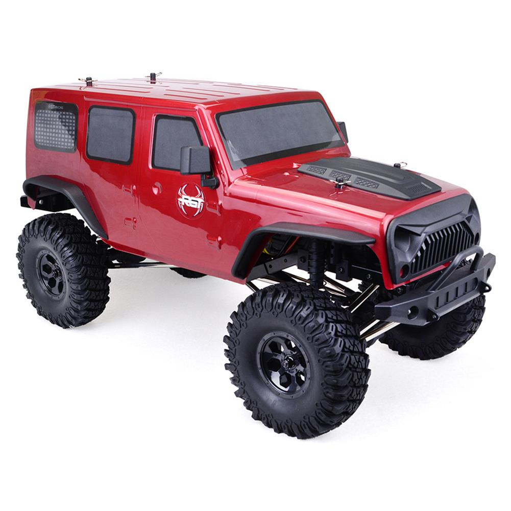 rc-cars RGT EX86100 1/10 2.4G 4WD 510mm Brushed Rc Car Off-road Monster Truck Rock Crawler RTR Toy RC1332171 2