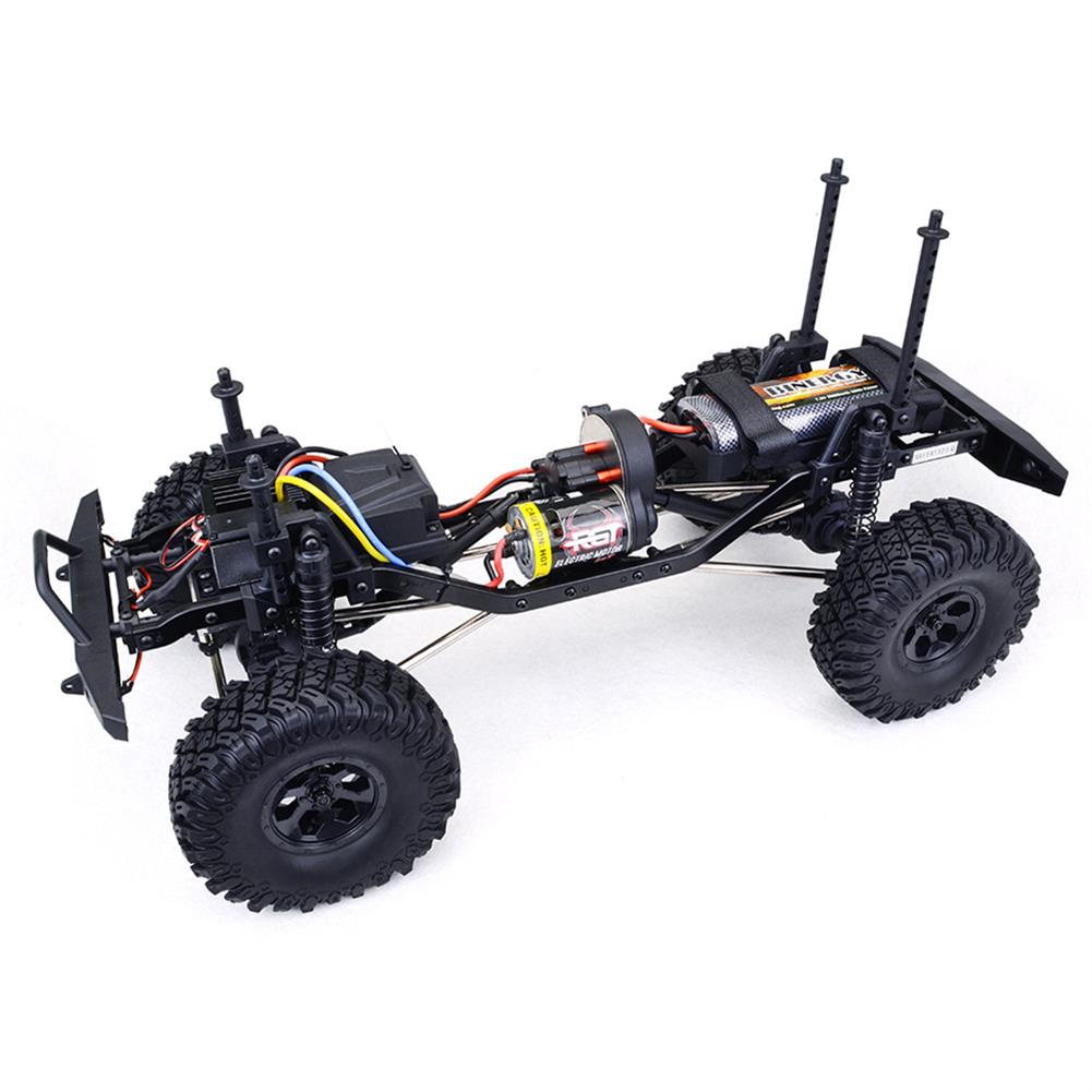 rc-cars RGT EX86100 1/10 2.4G 4WD 510mm Brushed Rc Car Off-road Monster Truck Rock Crawler RTR Toy RC1332171 4