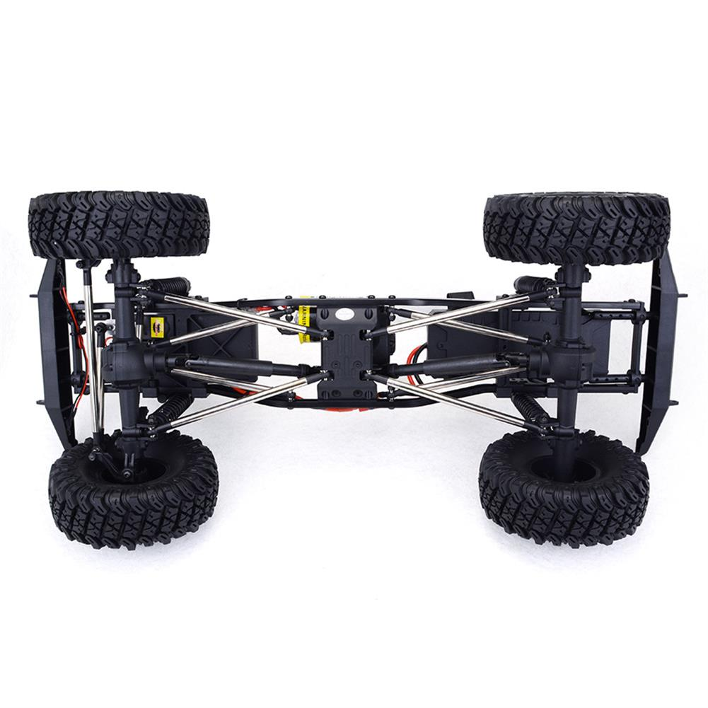 rc-cars RGT EX86100 1/10 2.4G 4WD 510mm Brushed Rc Car Off-road Monster Truck Rock Crawler RTR Toy RC1332171 5