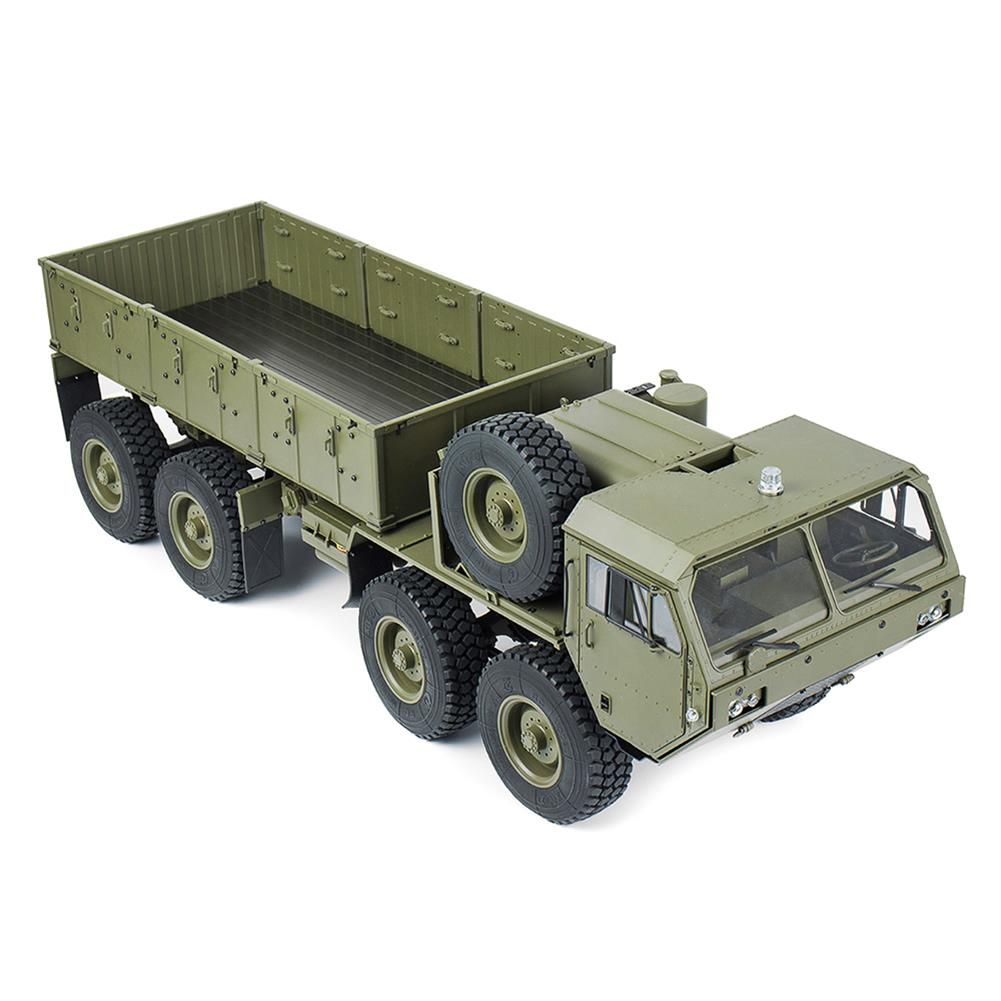 rc-cars HG P801 P802 1/12 2.4G 8X8 M983 739mm Rc Car US Army Military Truck Without Battery Charger RC1332230 3