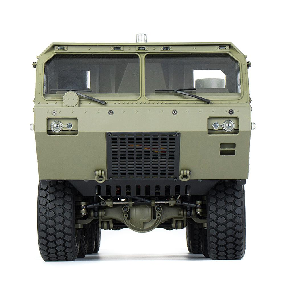 rc-cars HG P801 P802 1/12 2.4G 8X8 M983 739mm Rc Car US Army Military Truck Without Battery Charger RC1332230 7