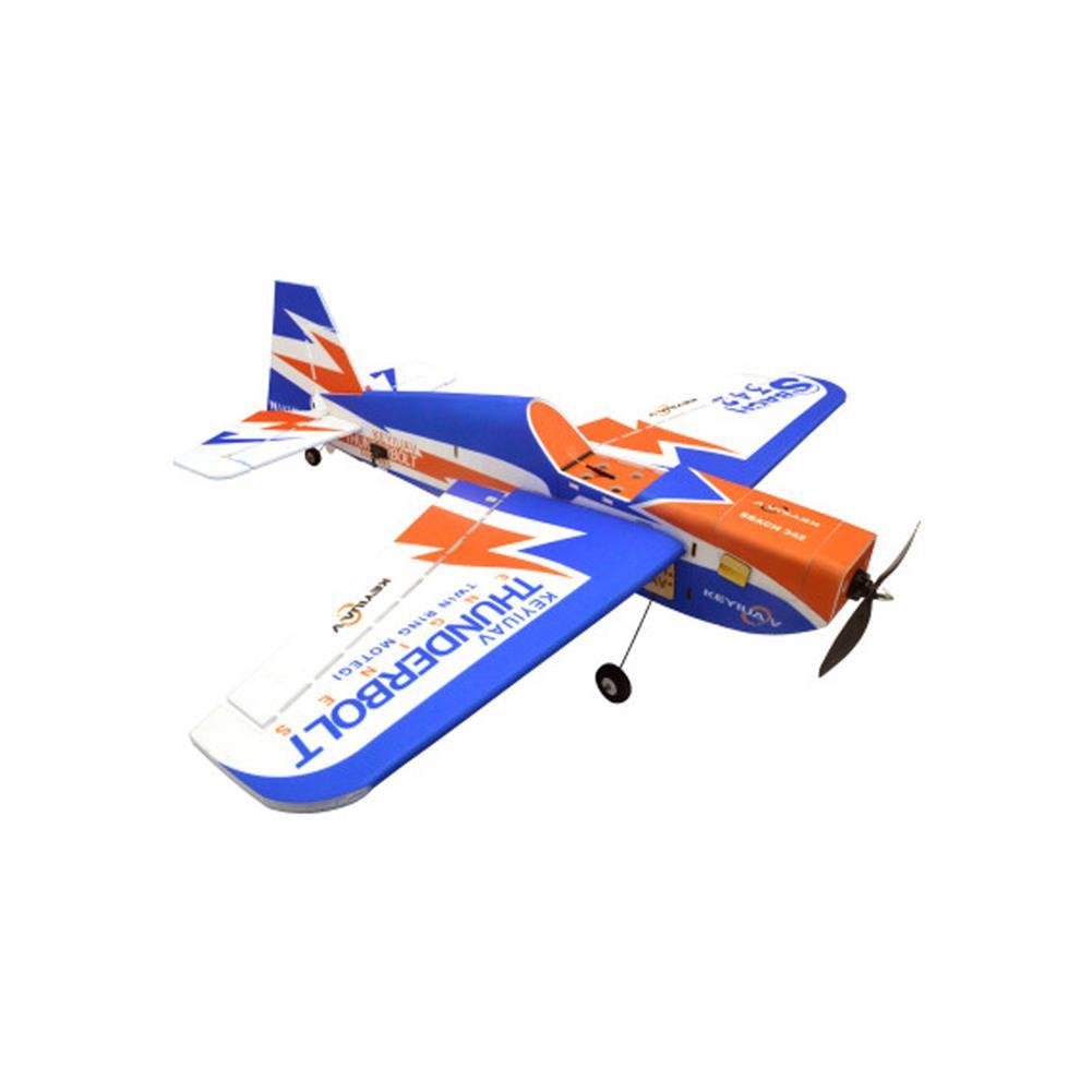 rc-airplane KEYIUAV SBACH 342 900mm Wingspan PP 3D Aerobatic RC Airplane KIT RC1335141