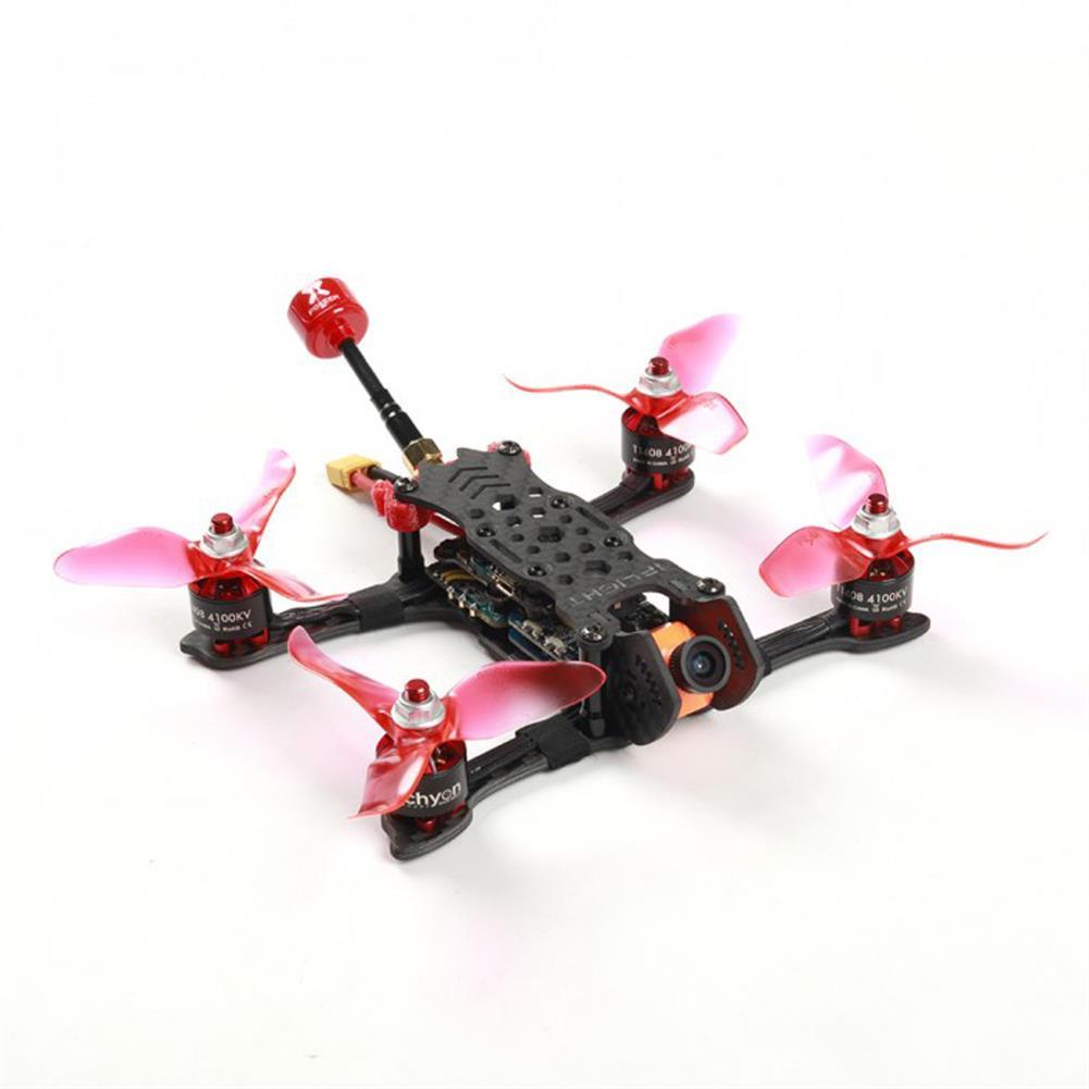 fpv-racing-drones iFlight iH3 Pro 3 inch FPV Racing Drone BNF F4 25A 4 in 1 ESC Flytower 48CH 0/25/100/200mW VTX RC1338220 1