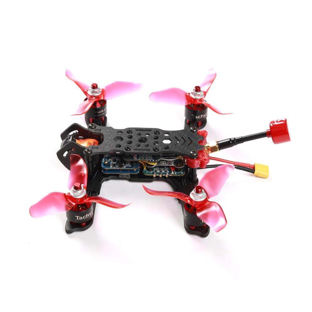 fpv-racing-drones iFlight iH3 Pro 3 inch FPV Racing Drone BNF F4 25A 4 in 1 ESC Flytower 48CH 0/25/100/200mW VTX RC1338220 3