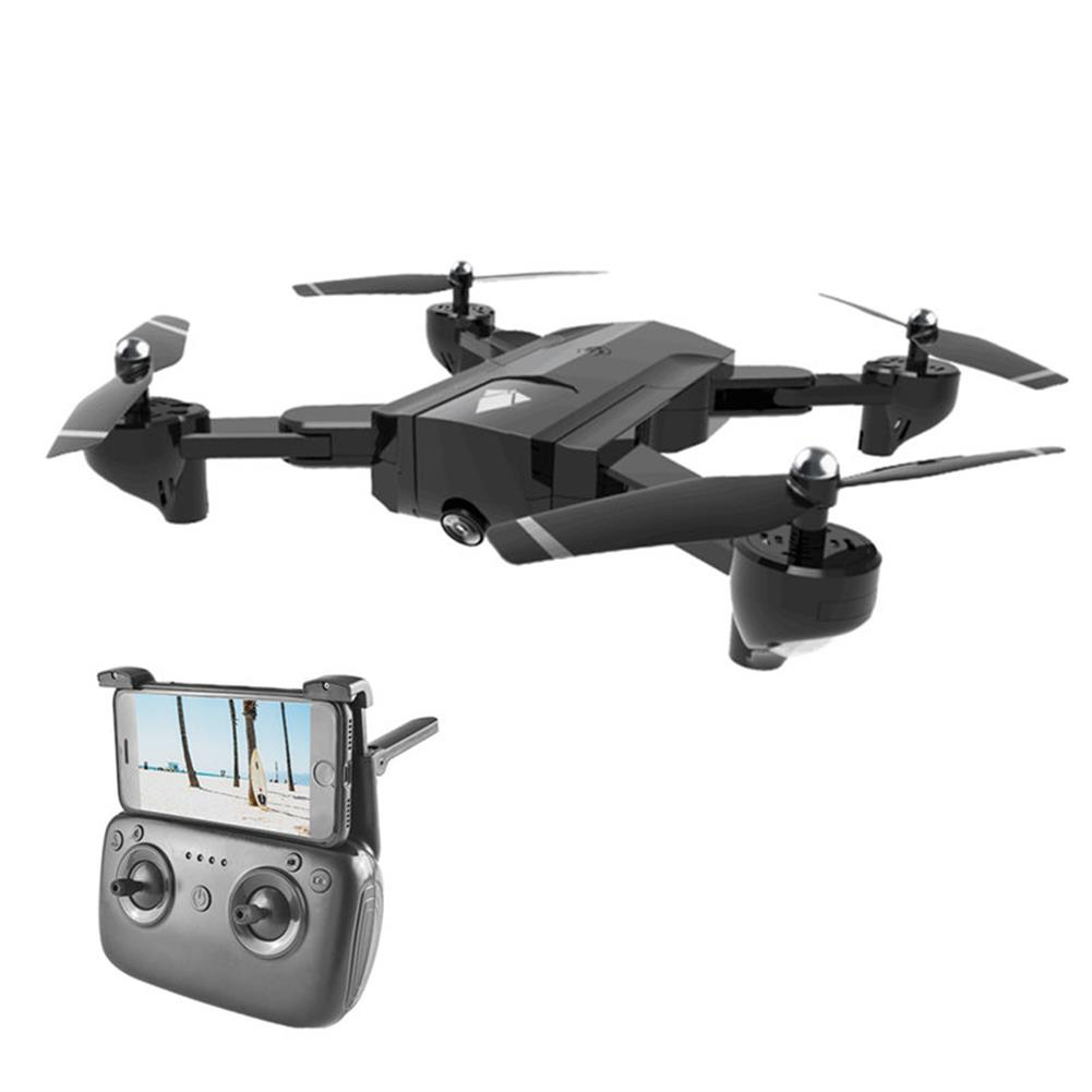 rc-quadcopters SG900 WiFi FPV Foldable Drone With Double 720P HD Camera Optical Flow Positioning RC Quadcopter RTF RC1339073