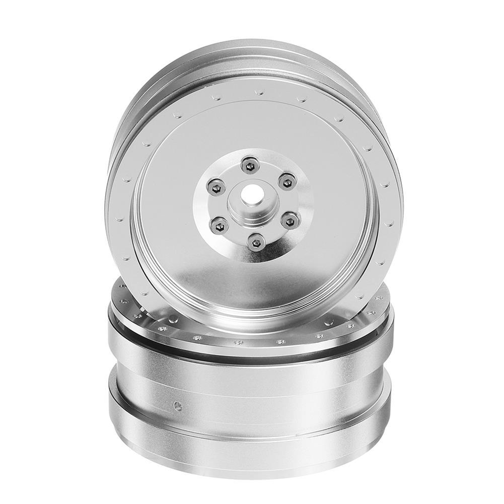 rc-car-parts Metal 2PCS RC Car Wheel Hub 2.2Inch For 1/10 1/8 RC Rock Crawler RC Car RC1339228
