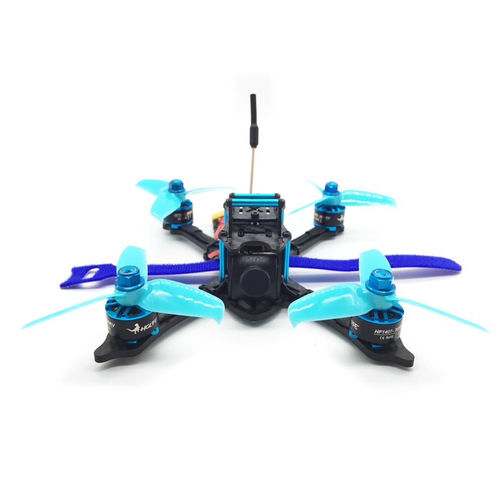 fpv-racing-drones HGLRC XJB-145MM FPV Racing Drone BNF Compatible FrSky XM+ Receiver Omnibus F4 28A 2-4S Blheli_S ESC RC1342752 2