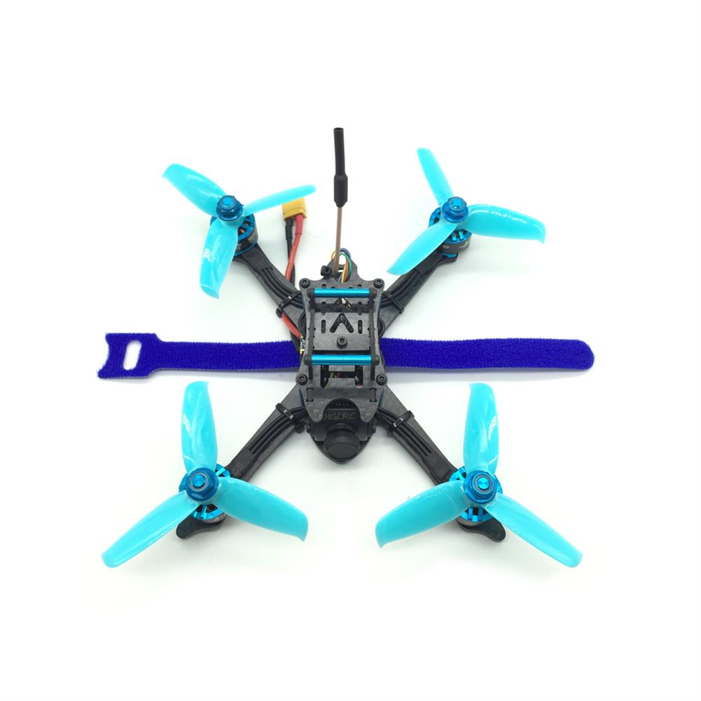 fpv-racing-drones HGLRC XJB-145MM FPV Racing Drone BNF Compatible FrSky XM+ Receiver Omnibus F4 28A 2-4S Blheli_S ESC RC1342752 3