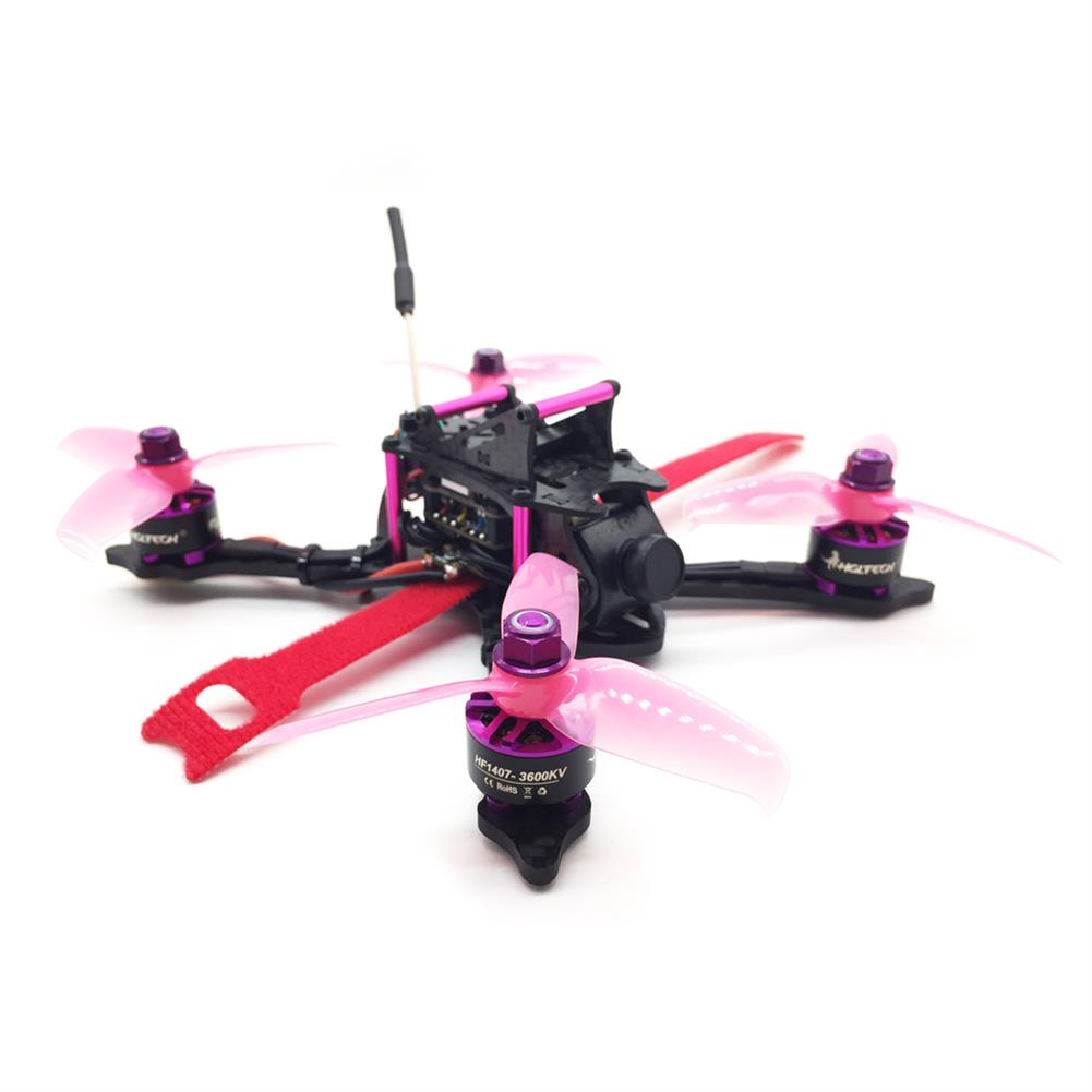 fpv-racing-drones HGLRC XJB-145MM FPV Racing Drone BNF Compatible FrSky XM+ Receiver Omnibus F4 28A 2-4S Blheli_S ESC RC1342752 6
