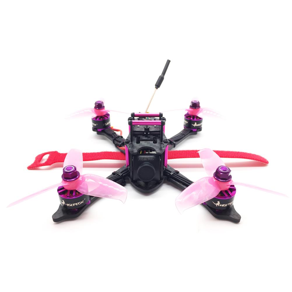 fpv-racing-drones HGLRC XJB-145MM FPV Racing Drone BNF Compatible FrSky XM+ Receiver Omnibus F4 28A 2-4S Blheli_S ESC RC1342752 8